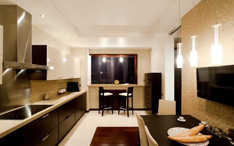 интерьер кухни - фото № 21354