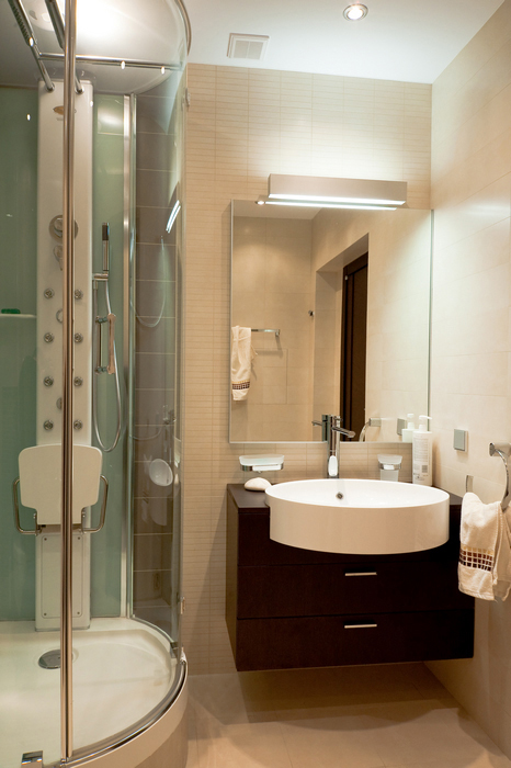 интерьер ванной - фото № 21360