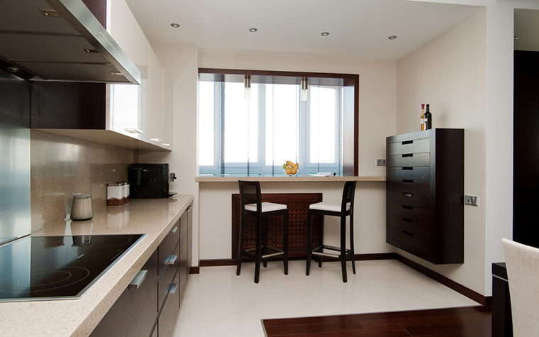 интерьер кухни - фото № 21351