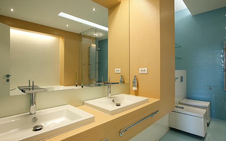 интерьер ванной - фото № 21384