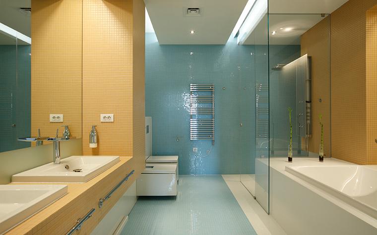 интерьер ванной - фото № 21385