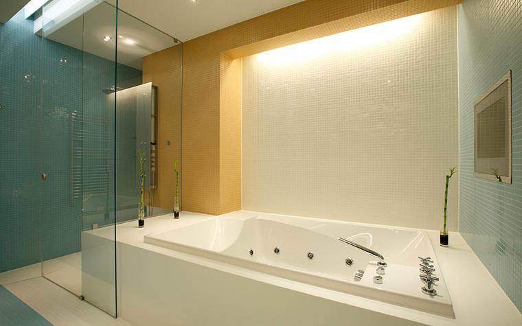 интерьер ванной - фото № 21386