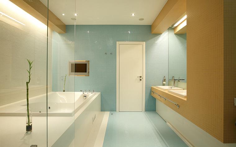 интерьер ванной - фото № 21387