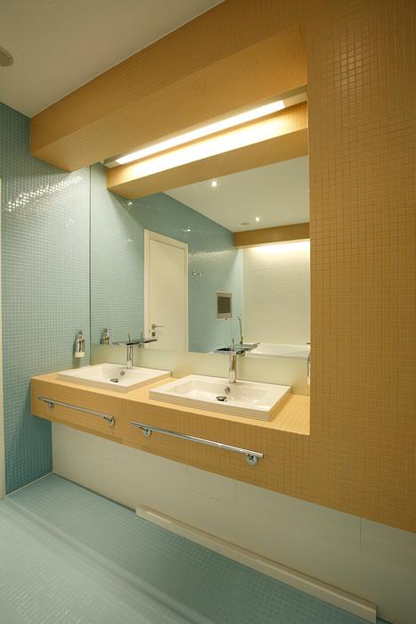 интерьер ванной - фото № 21388