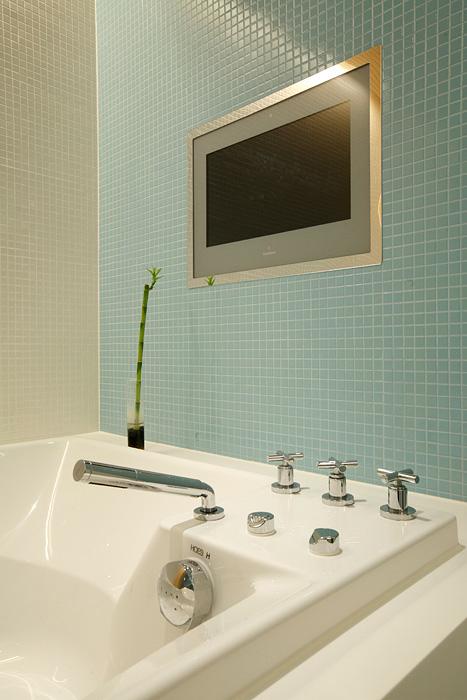 интерьер ванной - фото № 21389