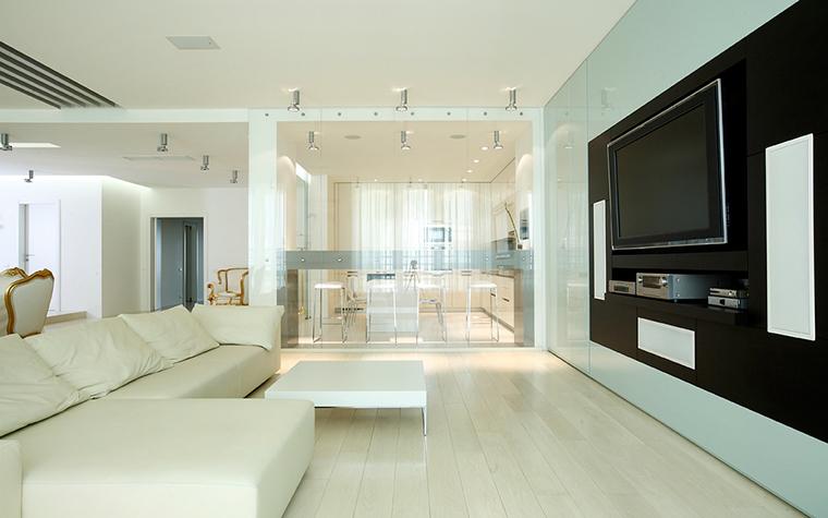 интерьер гостиной - фото № 21367