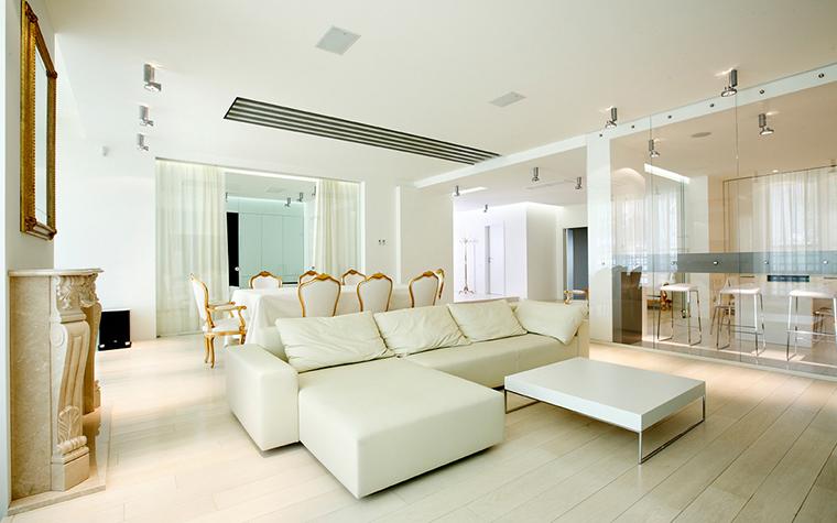 интерьер гостиной - фото № 21368