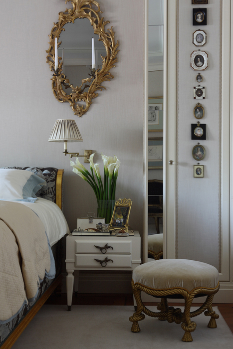 интерьер спальни - фото № 21402