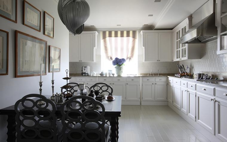 Квартира. кухня из проекта , фото №21405