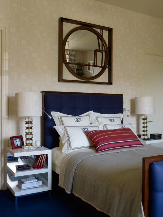 интерьер спальни - фото № 21416