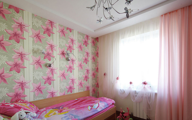 Фото № 21497 детская  Квартира