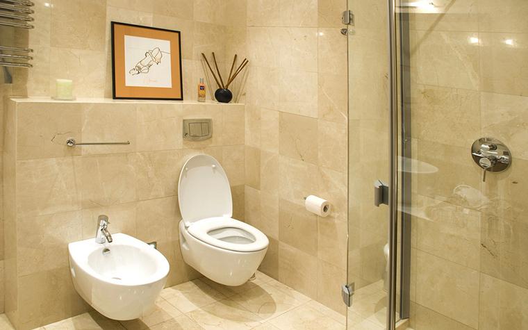 Квартира. ванная из проекта , фото №21800