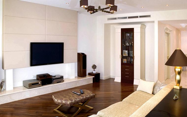 Квартира. гостиная из проекта , фото №21803
