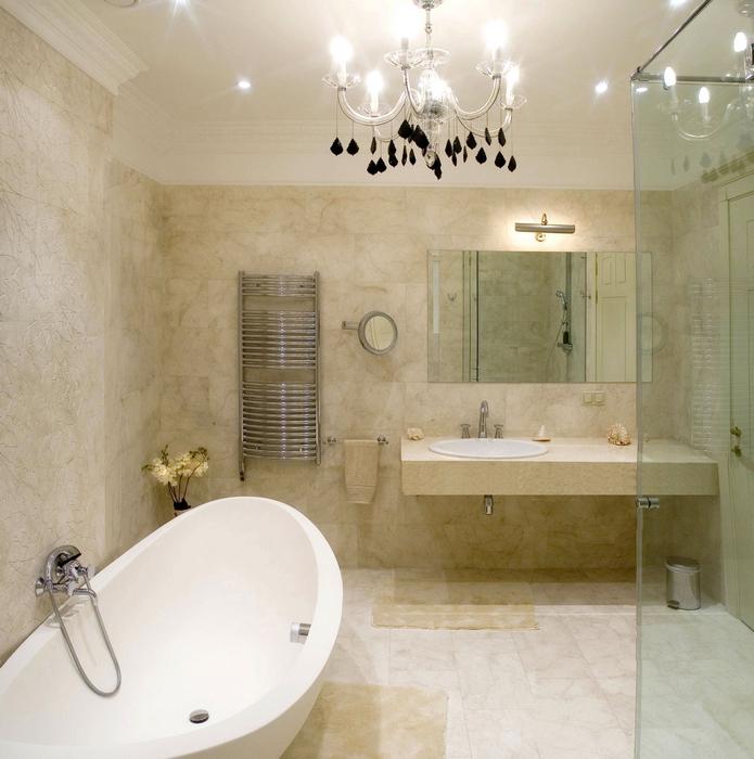 Квартира. ванная из проекта , фото №21806