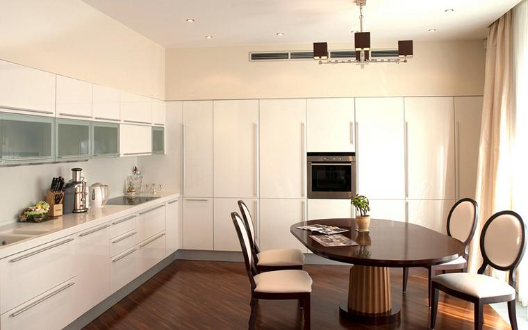 Квартира. кухня из проекта , фото №21807