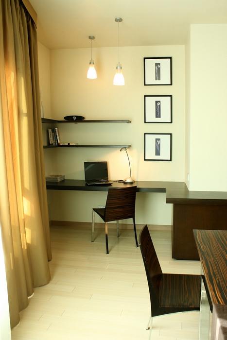 интерьер кабинета - фото № 21876