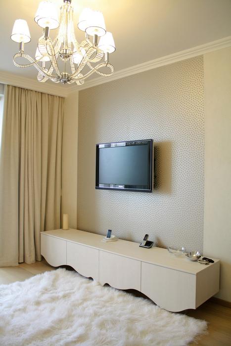 Квартира. гостиная из проекта , фото №21900