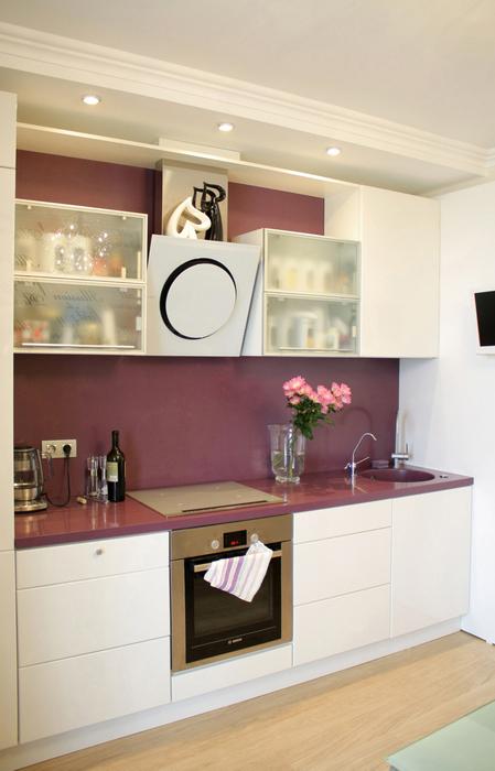 Квартира. кухня из проекта , фото №21901