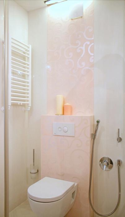 Квартира. ванная из проекта , фото №21905