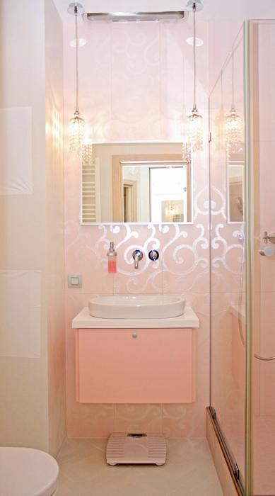 Квартира. ванная из проекта , фото №21906