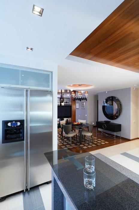 Квартира. кухня из проекта , фото №21911