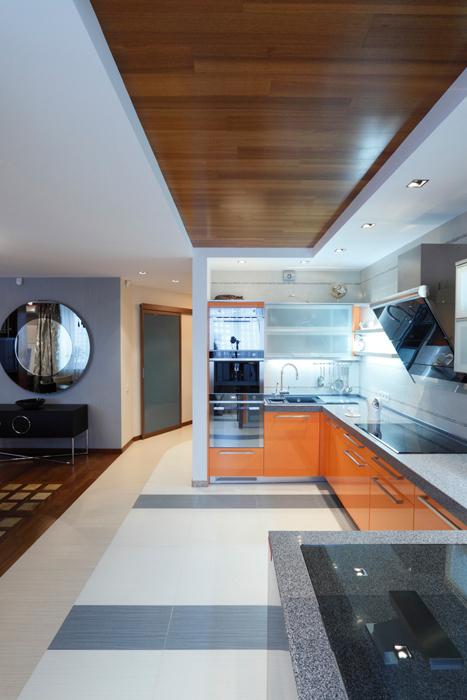 Квартира. кухня из проекта , фото №21914
