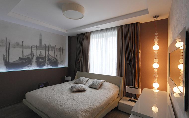 интерьер спальни - фото № 21920