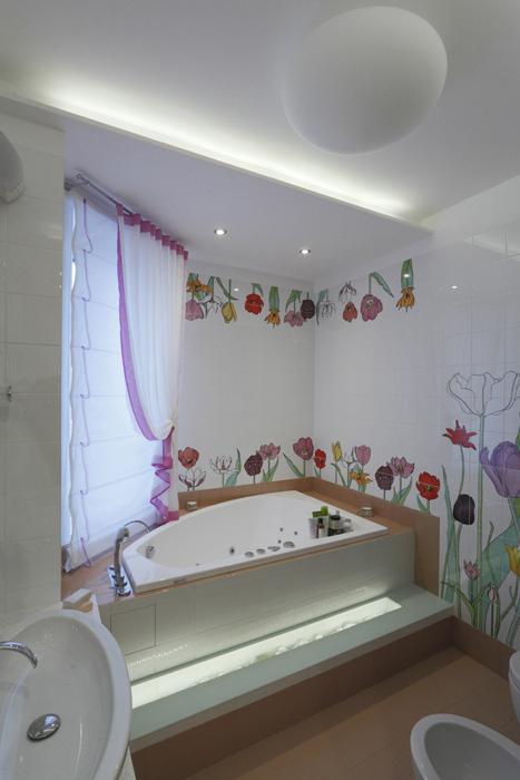 интерьер ванной - фото № 21922
