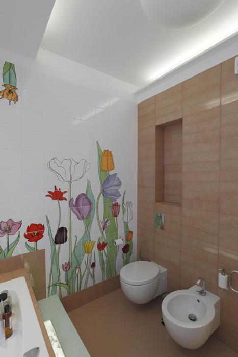интерьер ванной - фото № 21923