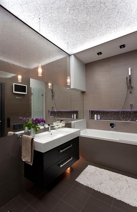 Квартира. ванная из проекта , фото №21969