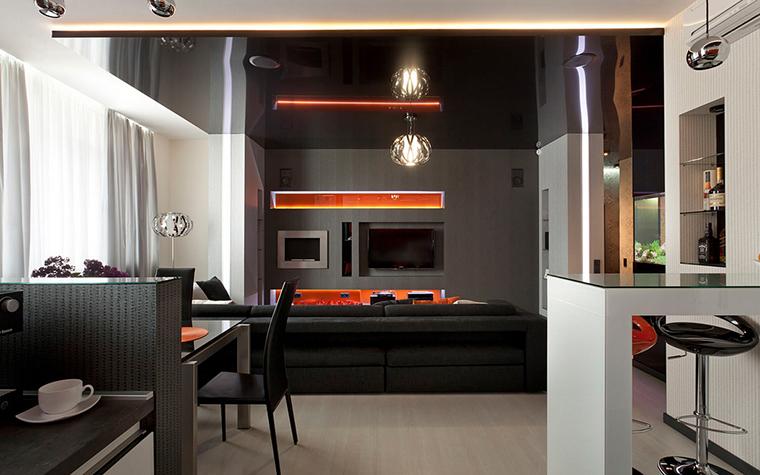 Квартира. кухня из проекта , фото №21966