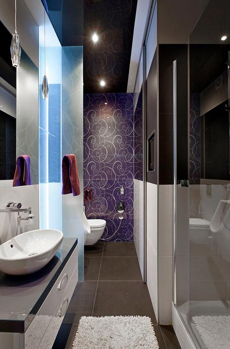 интерьер ванной - фото № 21971
