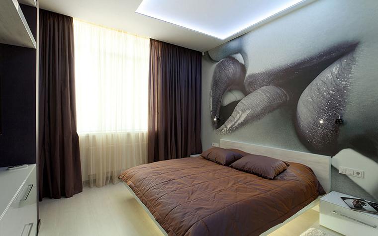 интерьер спальни - фото № 21964