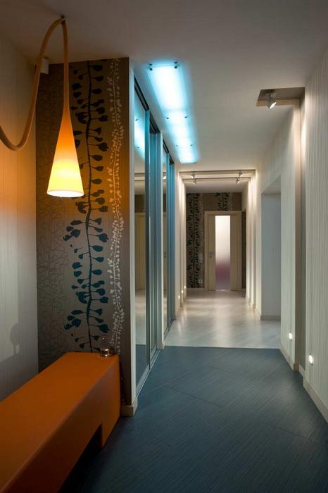Квартира. холл из проекта , фото №21993