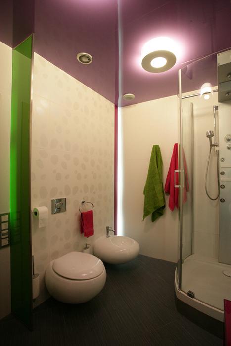 Квартира. ванная из проекта , фото №21991