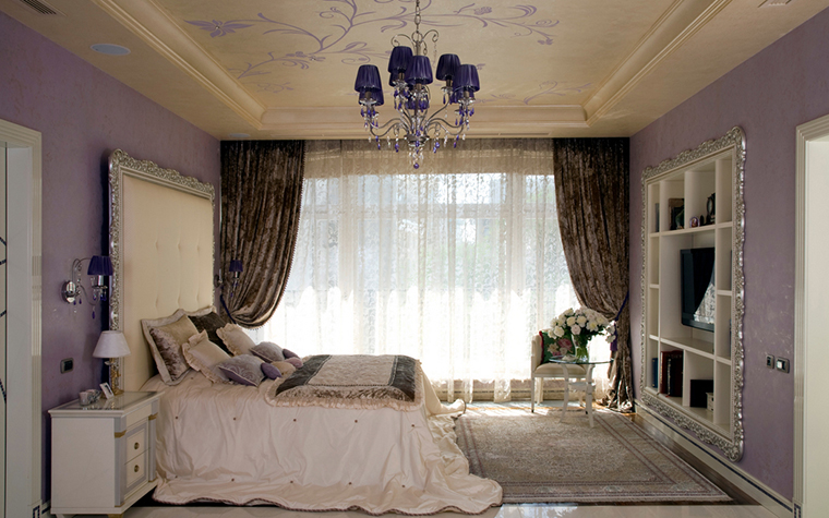 Фото № 22123 спальня  Квартира