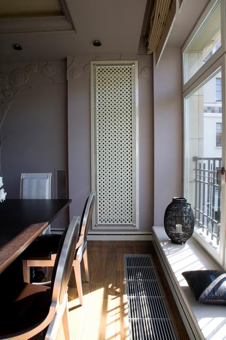 Квартира. столовая из проекта , фото №22121