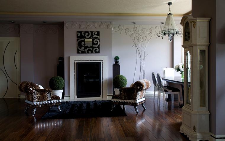 интерьер гостиной - фото № 22116