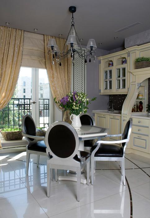 Квартира. кухня из проекта , фото №22119