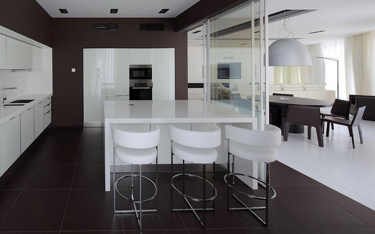 Квартира. кухня из проекта , фото №22169