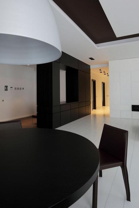 Квартира. столовая из проекта , фото №22167