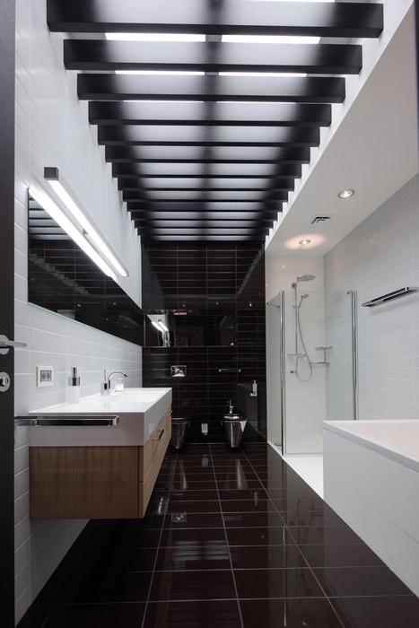 Квартира. ванная из проекта , фото №22183