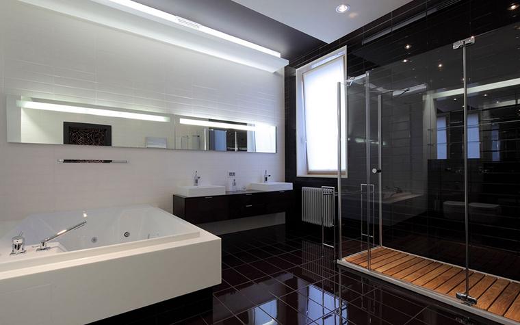 Квартира. ванная из проекта , фото №22182