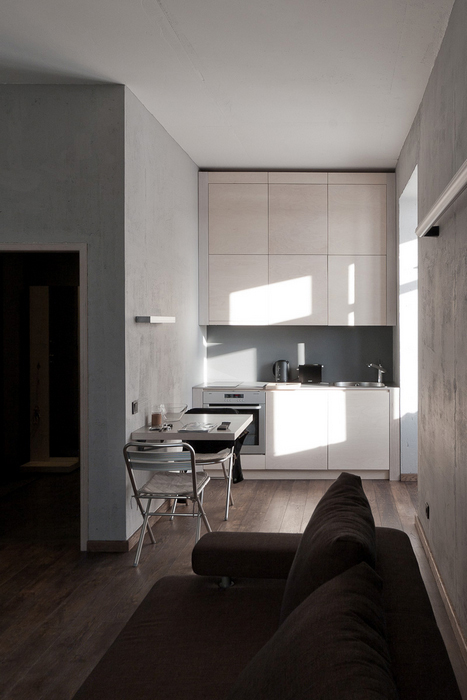 Квартира. кухня из проекта , фото №22206