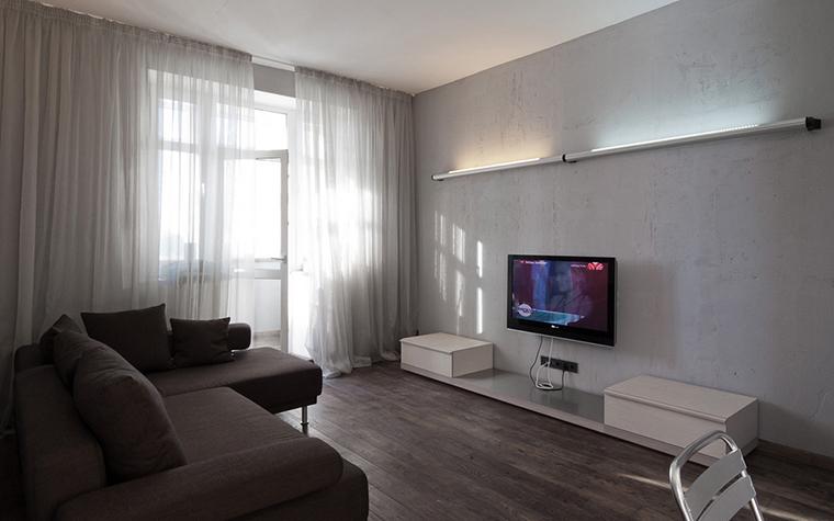 Квартира. гостиная из проекта , фото №22200