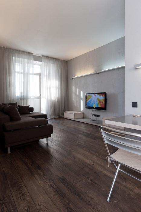 Квартира. гостиная из проекта , фото №22201