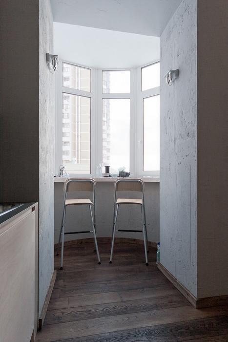 Квартира. кухня из проекта , фото №22205