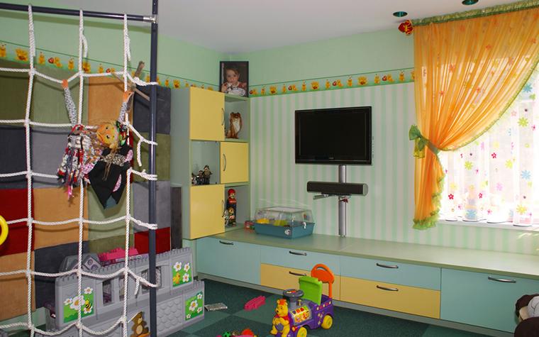 Квартира. детская из проекта , фото №22265