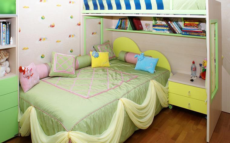 Квартира. детская из проекта , фото №22266