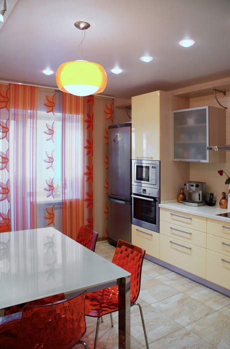 интерьер кухни - фото № 22258